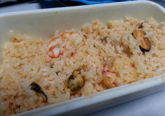 arroz recortado