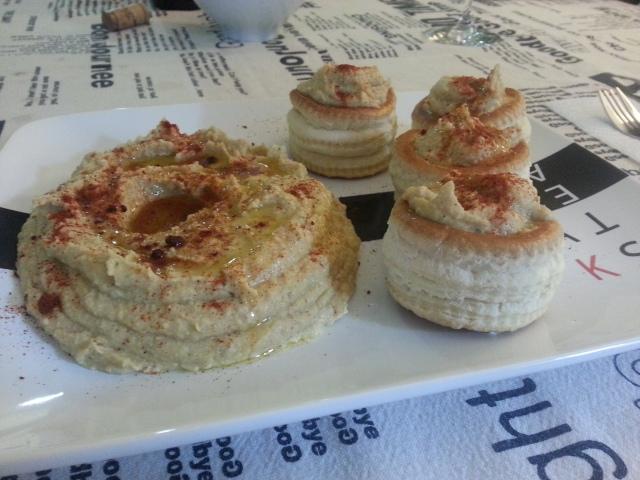 Hummus, para días amorosos